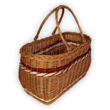 Bevásárló táska 40x20x25/44