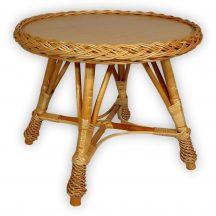 Kerek alakú asztal gyerekeknek