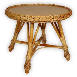 Kerek alakú asztal gyerekeknek több méretben