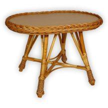 Ovális alakú asztal gyerekeknek