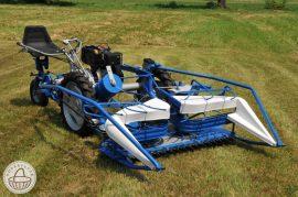 BCS 622 nádarató kévekötő aratógép