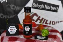 Chili szósz uborkás / lilahagymás- 100 ml
