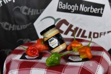 Chilis torma - 150 ml