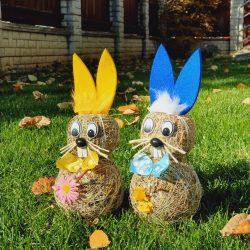 Húsvéti Nyuszi 30 cm