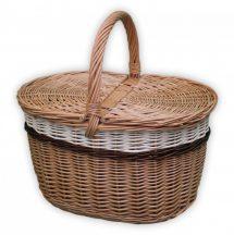Piknik kosár