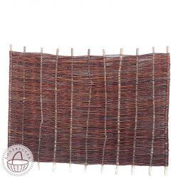 Fonott vessző kerítésbetét 180x180cm
