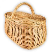 Piknik kosár 45x26x24/43